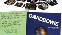 Album inédit de David Bowie Who Can I Be Now