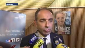 """Hausse du chômage : """"Un échec total du gouvernement"""" selon Copé"""