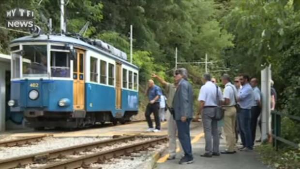 Italie : une collision frontale entre deux tramways fait 9 blessés