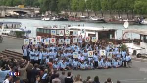 JO 2024 : Paris candidate pour la quatrième fois, les sportifs à l'honneur