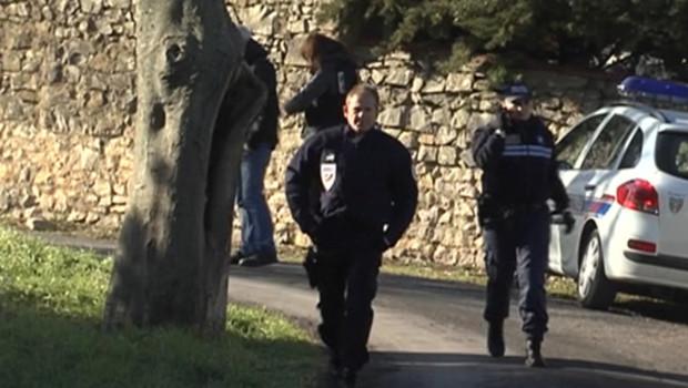 L'enquête sur le meurtre de la joggeuse, le 26 janvier 2013.