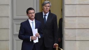 Manuel Valls et Stéphane Le Foll