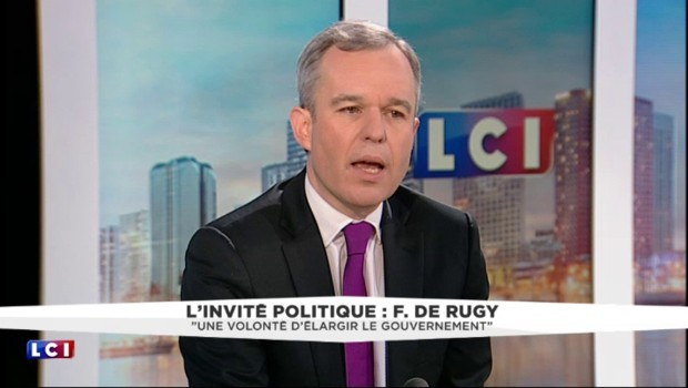 """Remaniement : """"Emma Cosse va devoir expliquer ce virage"""" pour De Rugy"""