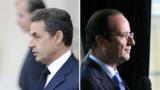 Sarkozy devant Hollande au 1er tour dans un sondage