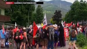 Allemagne : des manifestations en marge du G7