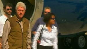 bill clinton haiti