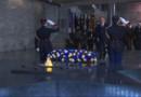 """Le 20 heures du 27 janvier 2015 : Hollande au Mémorial de la Shoah : """"la France n'oubliera jamais"""" - 375.7446528320312"""