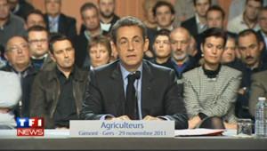 Sarkozy: le gouvernement maintient son opposition au maïs OGM Monsanto