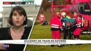 Accident en Allemagne : l'incompréhension règne sur la présence des deux trains sur les rails