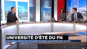 "ANALYSE. ""Marine Le Pen a pu faire passer son message ce week-end"""