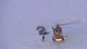 avalanche valmeinier savoie