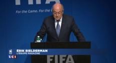 """Démission du président de la Fifa : Sepp Blatter """"rattrapé par le devoir de réalité"""""""