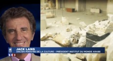 "Destructions à Mossoul: ""Inimaginable"" selon Jack Lang"