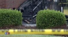 États-Unis : une série d'incendies d'églises fréquentées par les Afro-Américains attise la peur
