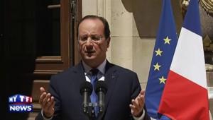 """Hollande : il faut utiliser dans l'UE """"toutes les souplesses du pacte de stabilité"""""""