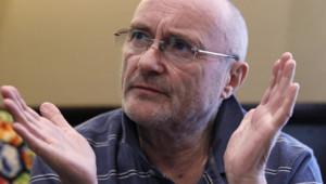 Phil Collins en 2012
