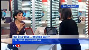 Qui êtes-vous... Rachida Dati?