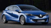 Renault Mégane IV Design