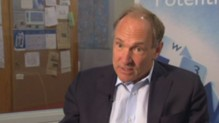 Tim Berners-Lee inventeur d
