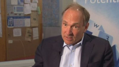 Tim Berners-Lee inventeur du web