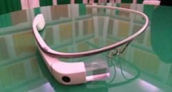 Un prototype de Google Glass