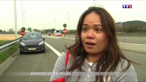 """Attentats à Bruxelles : """"J'ai cru que c'était la fin du monde"""", les rescapés racontent l'horreur"""