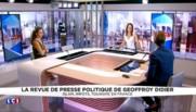"""Geoffroy Didier: """"Ce n'est pas la baisse des déficits publics qui créera de la richesse"""""""
