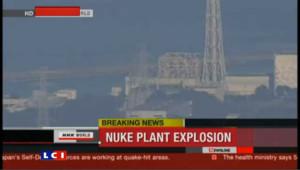 """Japon: """"Difficile de dire quelle est la cause de cette explosion"""""""