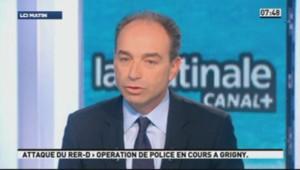 Jean François Copé sur Canal + le mercredi 27 mars