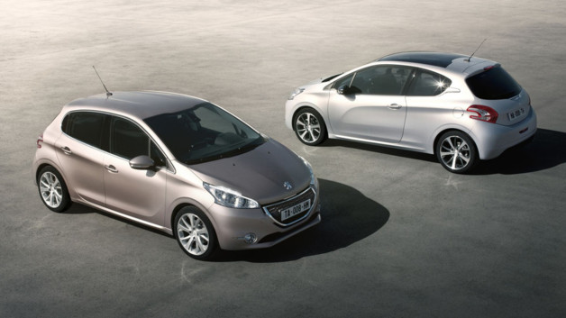 Peugeot 208 2012