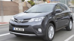 Photo 1 : RAV4 NOUVEAU - 2013