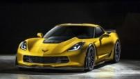 Salon de Détroit Chevrolet Corvette Z06
