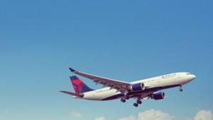 Un avion de la Delta Airlines