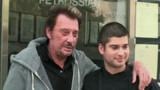 "Johnny Hallyday ""hors de danger"", selon Jean-Claude Darmon"