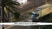 """Attaque à Nice : """"On a entendu des coups de feu"""""""