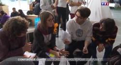 COP 21 : Des milliers de jeunes venus du monde entier à Paris contre le réchauffement climatique