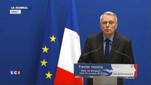 Corse : l'intégralité de la déclaration d'Ayrault