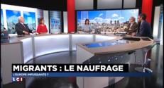 """Europe : """"L'interdiction des frontières n'empêche pas du tout les candidats à la migration"""""""