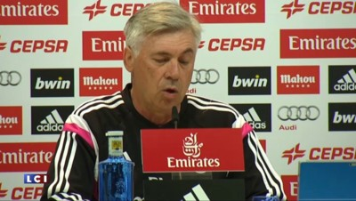 Football : le Real Madrid limoge Carlo Ancelotti