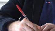 Le 13 heures du 19 juin 2014 : Bac : les copies de l%u2019�euve de philosophie passent au crayon rouge - 613.5409999999999