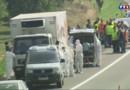 Le 20 heures du 27 août 2015 : Autriche : une dizaine de migrants retrouvé mort dans un camion abandonné - 108