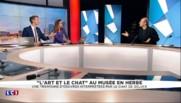Le chat investit les toiles de maîtres : l'exposition loufoque de Philippe Geluck