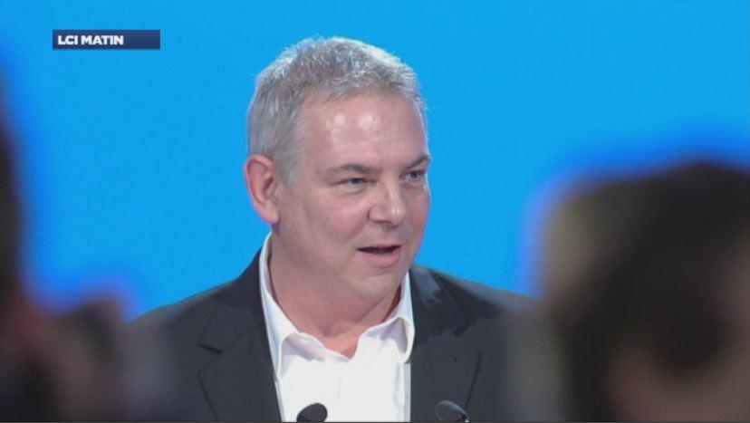 Thierry Lepaon : après l'appartement, le bureau ! - TF1