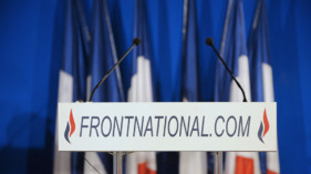 Logo FN front national