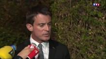 """Manuel Valls en appelle """"à la responsabilité des dirigeants de la CGT"""""""