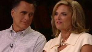 Mitt Romney et Ann Romney