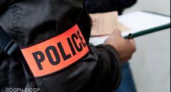 police image prétexte brassard faits divers policier
