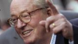"""Jean-Marie Le Pen égratigne le """"Rassemblement Bleu Marine"""" de sa fille"""