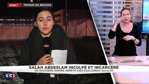 Abdeslam incarcéré dans la même prison que Nemmouche