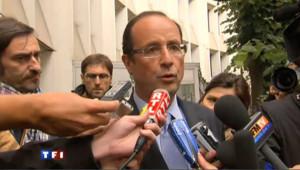 """Affaire Banon : Hollande dénonce une """"opération politique"""""""
